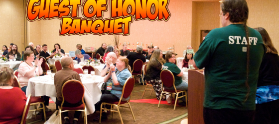 Guest of Honor Banquet