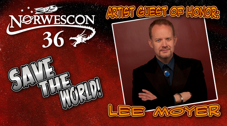 NWC36 Artist Guest of Honor Lee Moyer