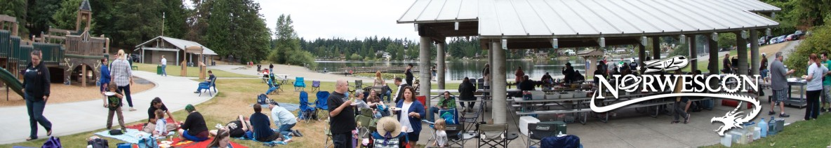 Did you volunteer at Norwescon 38? Are you curious about volunteering at Norwescon 39? Then please join us on July 18th for our annual Norwescon Volunteer Picnic!