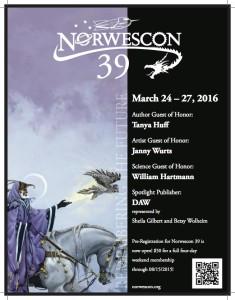 Norwescon 39 Poster