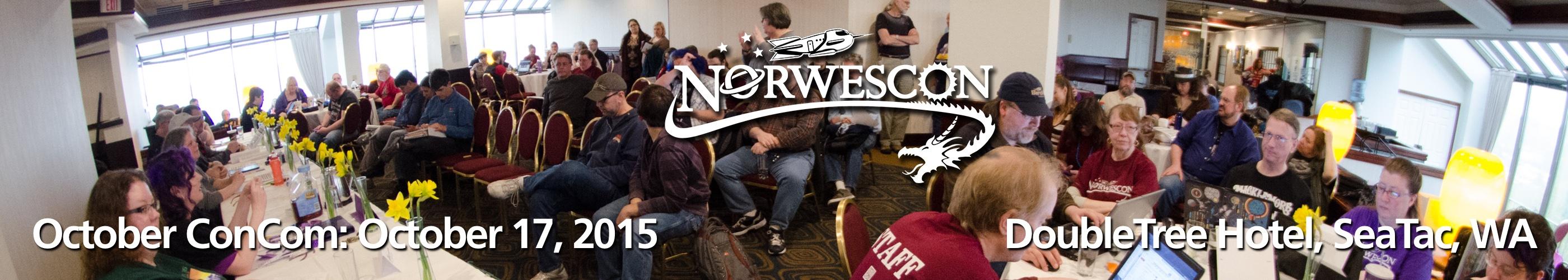 NWC39 October ConCom