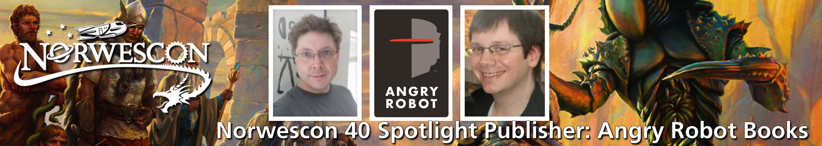 NWC40 Spotlight Publisher Angry Robot Books