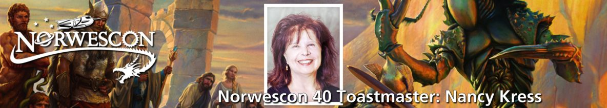 NWC40 Toastmaster: Nancy Kress