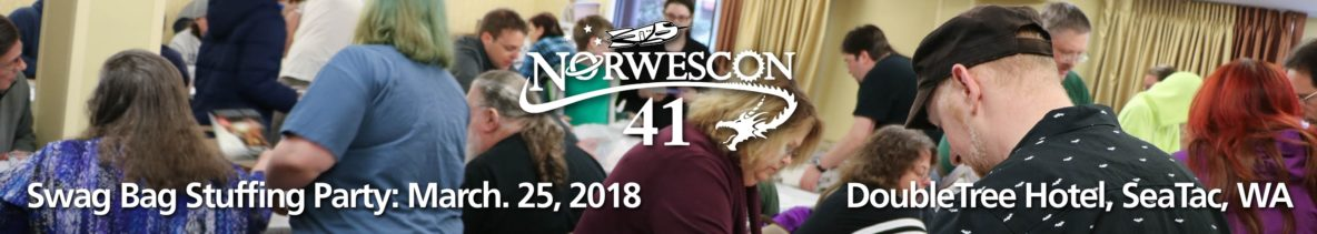 NWC41 Stuffing Party