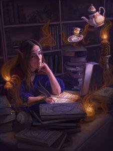 Lauren Blake Art