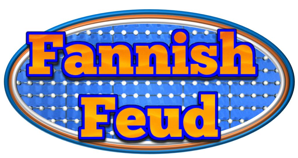 Fannish Feud Logo