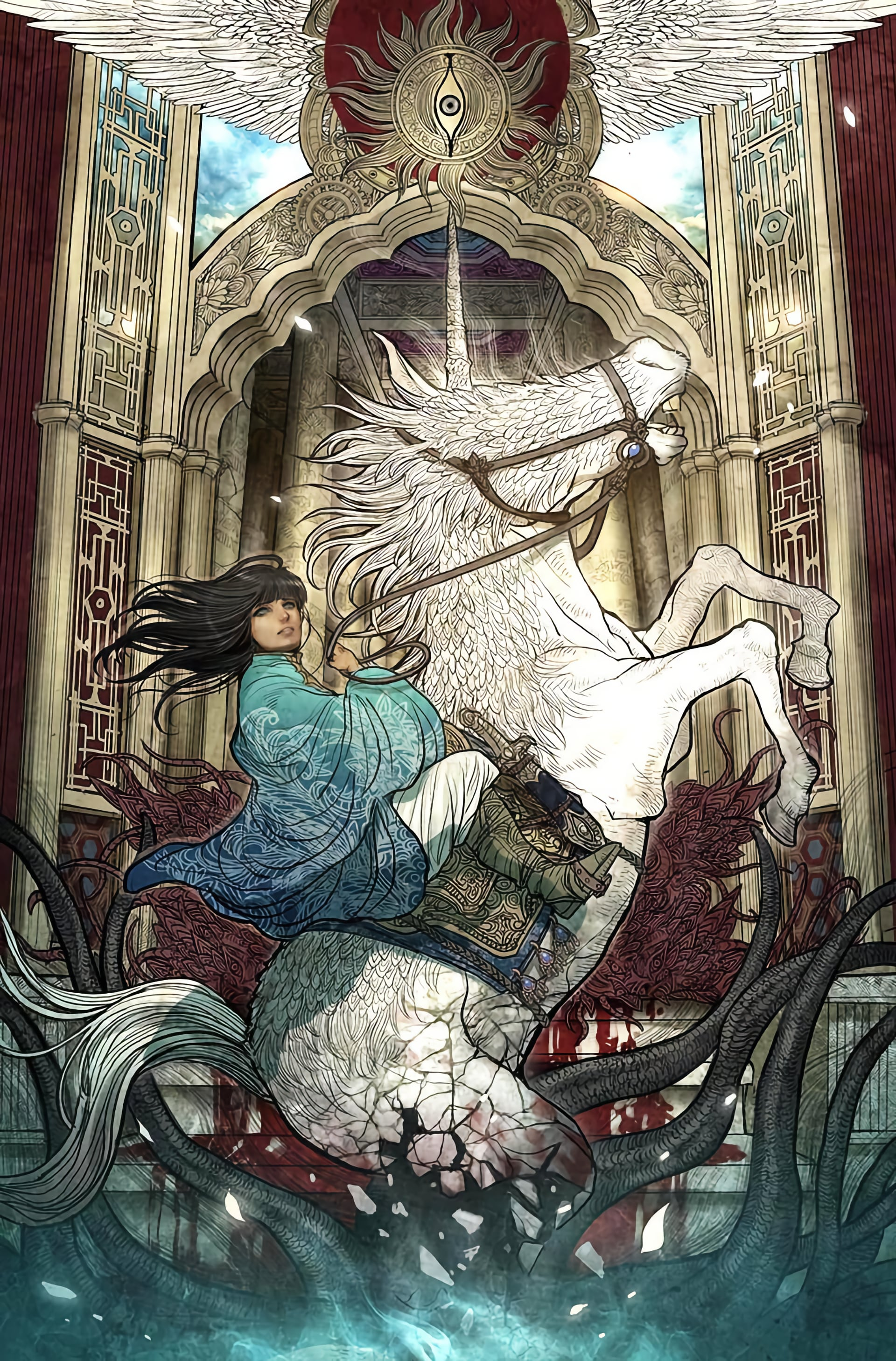 Monstress Issue 6