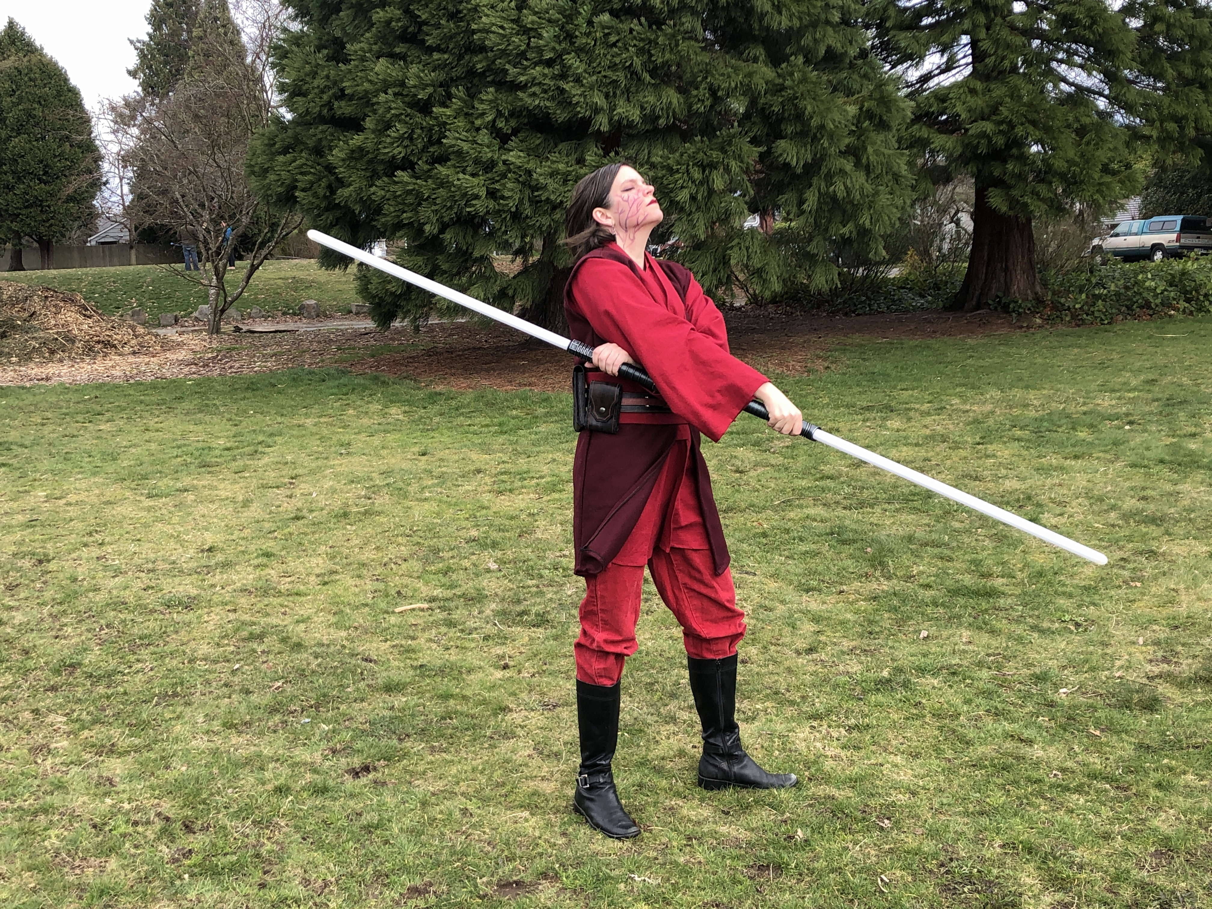 Torrey Stenmark (Master): Outstanding Media Recreation for Balance in the Force